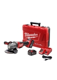 M18 FUEL™ 18 Volt Lithium-Ion Brushless Cordless 4-1/2 in. / 5 in. Grinder, Paddle Switch No-Lock Kit
