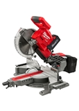 M18 FUEL™ 18 Volt Lithium-Ion Brushless Cordless 10 in. Dual Bevel Sliding Compound Miter Saw Kit