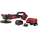 "M18 FUEL™ 18 Volt Lithium-Ion Brushless Cordless 7"" Variable Speed Polisher Kit"