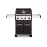 BROIL KING BARON 420 NATURAL GAS  BBQ