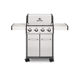 BROIL KING BARON S420 NATURAL GAS  BBQ