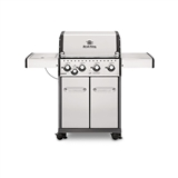 BROIL KING BARON S490 LIQUID PROPANE  BBQ