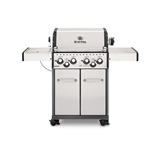 BROIL KING BARON S490 NATURAL GAS  BBQ