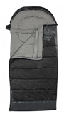 SLEEPING BAG HEAT ZONE BLK
