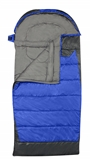 SLEEPING BAG HEAT ZONE BLUE