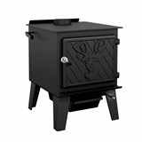 BLACK STAG WOOD STOVE