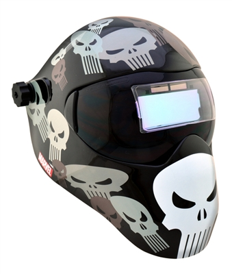 HELMET WELDING PUNISHER