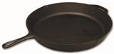FRY PAN CAST IRON 15.5 INCHES