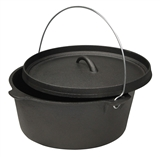 DUTCH OVEN 8 QUART CAST IRON