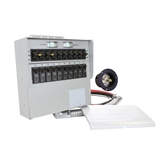 TRANSFER SWITCH - 10 CIRCUIT