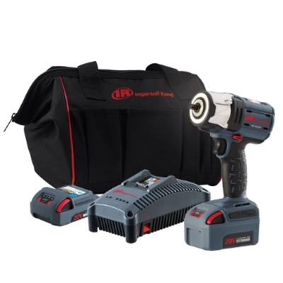 IMPACTOOL KIT 1/2IN 2 BATTERY