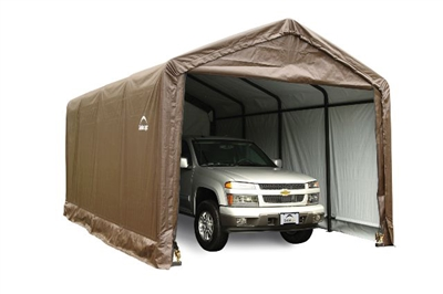 SHELTER TUBE GREY 12X30X11