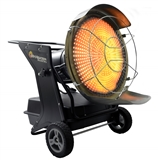 KEROSENE WHEELBARROW HEATER