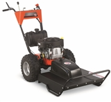 DR PRO 26 14.5 HORSE POWER ELECTRIC START FIELD BRUSH AND MOWER
