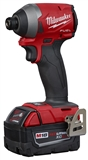 "MILWAUKEE M18 FUEL1/4"" HEX IMPACT DRIVER KIT"