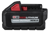 M18™ 18 Volt Lithium-Ion REDLITHIUM™ HIGH OUTPUT™ XC6.0 Amp Battery Pack