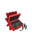 SOCKET SET 9PC 1/2IN DR IMP DP