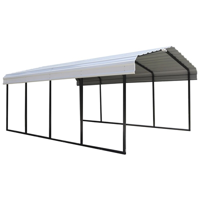 CARPORT ARROW 12X20X7