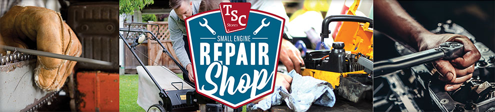 TSC Stores - Small Engine Repair Shop