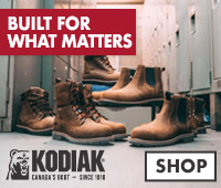 KODIAK FOOTWEAR - SHOP