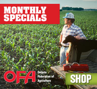 OFA MONTHLY SPECIALS - SHOP