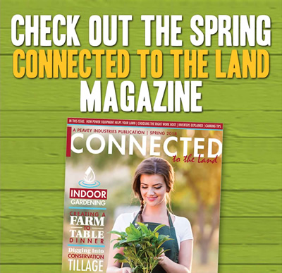 Check out the spring Connected To The Land magazine
