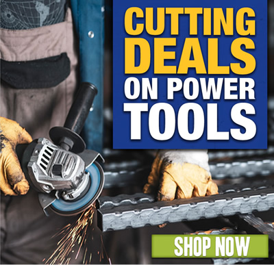Cutting Deals on POWER TOOLS. Shop now.