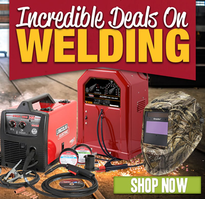 Incredible Deals on Welding. Shop now.