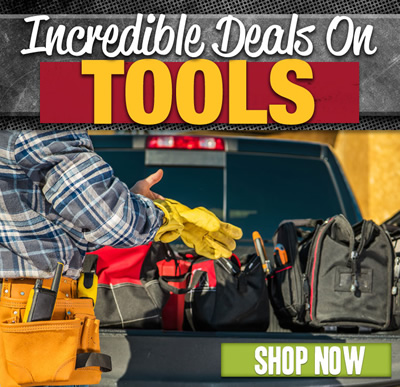 Incredible Deals on TOOLS. Shop now.