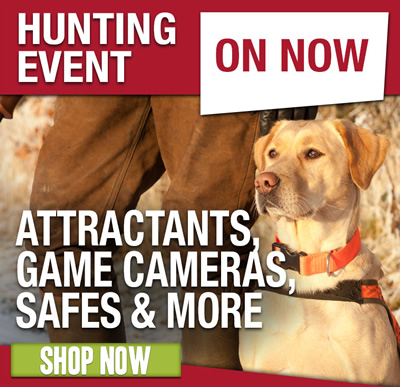Hunting Event On Now! Shop Now