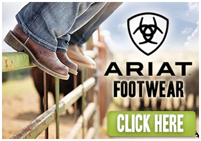 NEW! Ariat Footwear - Click Here