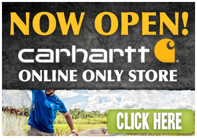 NOW OPEN! Carhartt Online Only Store